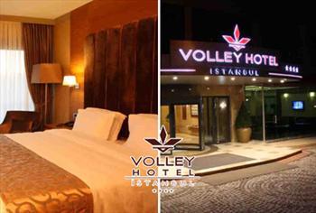 Altunizade Volley Hotel �stanbul'da 2 ki�i 1 gece konaklama,a��k b�fe kahvalt�,fitness ve �slak alan kullan�m� dahil 450 TL yerine 169 TL!