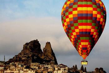 Seyr-i Kapadokya! Otelden Transfer dahil 1 saatlik Kapadokya Balon Turu 430 TL yerine 299 TL!