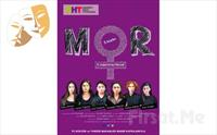 Kadına Karşı Şiddet Karşıtı MOR Tiyatro Oyun Bileti 56 TL yerine 30 TL!