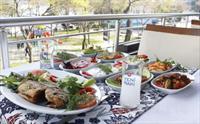 Bo�aza Naz�r Aybal�k Restaurant Kuru�e�me'de 2 Kadeh ��ecek Dahil Leziz Bal�k Men�s� 120 TL yerine Sadece 74.90 TL!