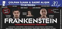 200 Yillik Efsane T�rkiye'de: Frankenstein Mall Of �stanbul'da!