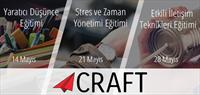Craft Training �le Ki�isel Geli�im E�itimleri!