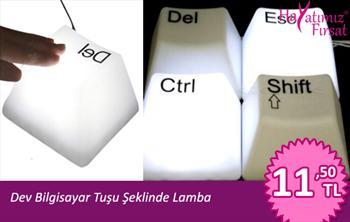 Bilgisayar Tu�u �eklinde Gece Lambas� Hayatimizfirsat.com Ayr�cal��� ile Sadece 11,50TL'ye Sizlerin Oluyor... (15.05.2012)