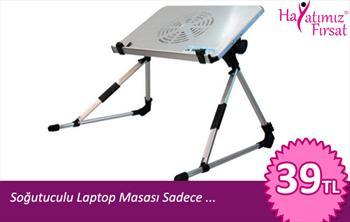 Laptoplara Serinlik Geldi... Bilgisayar�n�z �ok mu Is�n�yor ? Is�nma Problemi Olmadan Y�ksek Performansla Kullanabilecek, Boyun ve S�rt...