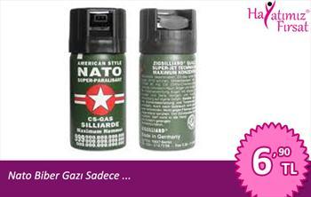Nato Biber Gaz� ile Kendinizi G�vende Hissedeceksiniz. �antan�zdan Ay�rmaman�z Gereken Biber Gaz� En Uygun Fiyat Garantisi ile ... (15.05.2012)