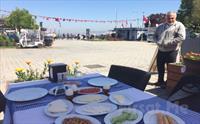 Büyükada Orası Burası Teras Restaurant'ta Adadan İstanbul Manzarası Eşliğinde Kahvaltı Keyfi 50 TL Yerine Sadece 29.90 TL!