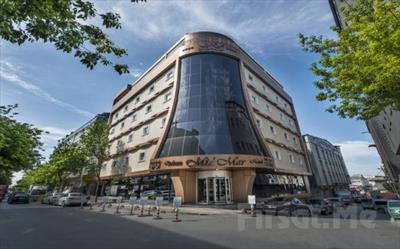Yenibosna midmar deluxe hotel 39 de standart odalarda for Midmar deluxe hotel