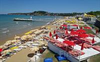 �stanbul'un En G�zel Plaj� Kilyos Solar Beach'te, Plaj Giri�i + �ezlong + �emsiye F�rsat� 20 TL'den Ba�layan Fiyatlarla!