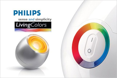 philips living colors serisi mini silver led ayd nlatma 220 tl yerine 99 tl f rsaton. Black Bedroom Furniture Sets. Home Design Ideas
