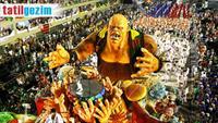 Tatilgezim ile 9 G�nl�k Muhte�em Rio Samba Karnaval�!