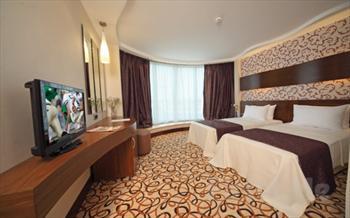 Geleneksel T�rk Misafirperverli�inin Adresi 4 Y�ld�zl� Gebze Bayramo�lu NorthStar Resort Hotel'de 2 Ki�i 1 Gece Konaklama + A��k B�fe Kahvalt�+...