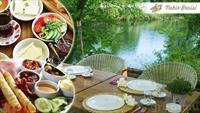 Ağva Nehir Perisi Otel'de Büyüleneceğiniz Serpme Kahvaltı Keyfi 45 TL yerine 24,90 TL!