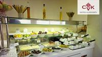 CVK Hotel La Nouba Restaurant'ta Denize Kar�� A��k B�fe Kahvalt� Keyfi!