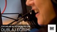 Marmara Sanat Akademisi Dublaj At�lyesi'nde Televizyon Ya Da Sinema Filmlerini Seslendirme E�itimi 79 TL !