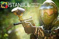 �stanbul Paintball Arena'n�n Seyrantepe sahas�nda 70 boya kaps�ll� paintball oyunu 30 TL yerine 15 TL!
