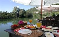 G�ksu Nehri Kenar�nda A�va El Rio Motel'de Mangal veya Bal�k Men� 29 TL'den Ba�layan Fiyatlarla!