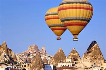 Kapadokya: 30 Dakikal�k Balon Turu 159 TL, Di�er Se�eneklerle