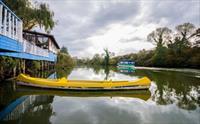 Ağva Temmuz Otel'de Nehir Kenarında Serpme Köy Kahvaltısı 35 TL yerine 23 TL