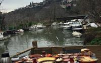 Çömlekçi Hasan Usta'da Göksu Nehri Kenarında Çömlekte Köy Kahvaltısı keyfi 55 TL yerine 34.90 TL