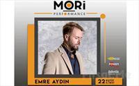 Mori Performance'ta 22 Eylül'de Emre Aydın Konser Bileti 55 TL yerine 33 TL'den Başlayan Fiyatlarla