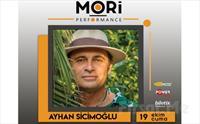 Mori Performance Hall'de 19 Ekim'de Ayhan Sicimoğlu Konser Bileti 50 TL yerine 30 TL'den Başlayan Fiyatlarla