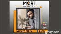 Maltepe Mori Performance Sahne'de 6 Ekim Mehmet Erdem Konseri!