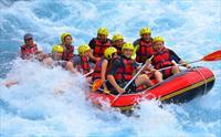 Adrenalin Tutkunlarına Mavi Rafting Köprülü Kanyon'da Öğle Yemeği Dahil Rafting Macerası 45 TL yerine 34.90 TL