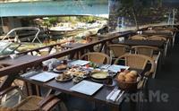Anadolu Hisarı Göksu Locca Cafe Resto'da 30 Çeşitten Oluşan Leziz Serpme Kahvaltı Keyfi 40 TL Yerine 26.90 TL