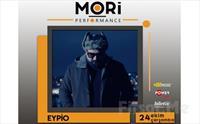 Mori Performance'ta 24 Ekim'de Eypio Konser Bileti 40 TL yerine 24 TL'den Başlayan Fiyatlarla