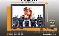 Mori Performance'da 14 Kasım'da Seyyal Taner Kurtalan Ekspres Konser Bileti 30 TL yerine 18 TL'den Başlayan Fiyatlarla