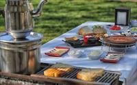 POLONEZKÖY Yolu Üzerinde Ayşe Teyze Bağ Bahçe'de; Güveçte Sucuk Eşliğinde Serpme Kahvaltı Keyfi (Sağlığınızı Önemsiyoruz)