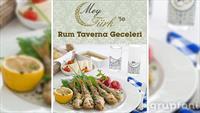 Sheraton İstanbul Ataköy'de Rum Taverna Geceleri Ve Çilingir Sofrası ile Limitsiz Eğlence!