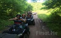 Atv Park Polonezköy'de 60 Dakikalık Atv Safari Turu