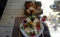 Gümüşdere Sandık Restaurant'ta Denize Nazır Sınırsız Çay Eşliğinde Kahvaltı Keyfi 50 TL Yerine 29.90 TL