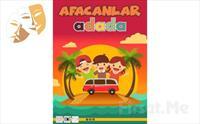 'Afacanlar Adada' Müzikli Çocuk Tiyatro Oyun Bileti 34 TL yerine 20 TL