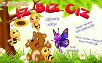 'Iz Bız Cız' Müzikli Çocuk Tiyatro Oyun Bileti 30 TL yerine 17.90 TL