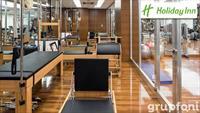 Holiday Inn Şişli Ni Thai Spa'da Kapalı Havuz, Tüm Tesis Kullanımı Ve Fitness Üyeliği!