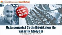 İstanbul Kumpanyası'ndan Usta Senarist Çetin Büyükakın İle Senaryo Yazım Atölyesi!