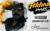 Beyoğlu Sanat Performance'ta 14 Kasım'da Gökhan Pars Konser Bileti 29 TL yerine 9.90 TL