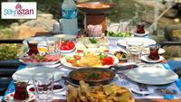 Bakırköy Şehristan Cafe & Restaurant'ta Serpme Kahvaltı Keyfi!