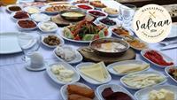 Avcılar Safran Elite Restaurant'ta Sınırsız Çay Eşliğinde Kahvaltı Keyfi!