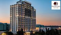 Doubletree By Hilton Istanbul Topkapı'da Açık Büfe Veya Serpme Kahvaltı Menüsü!