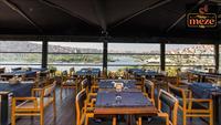 Sütlüce Terrace Suites Türkçe Meze'de Haliç Manzarasına Nazır Lezzetli Kahvaltı Keyfi!