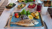 Terrace Suites Türkçe Meze'nin Nefes Kesen Haliç Manzarasına Karşı Enfes Akşam Yemeği!