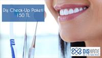 Bahçelievler Özel Dişhane Ağız ve Diş Sağlığı Merkezi'den Diş Check-Up Paketi!