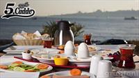 Üsküdar Cafe 5. Cadde Life'da Denize Karşı Kahvaltı 19,90 TL'den Başlayan Fiyatlarla!