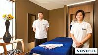 Zeytinburnu Novotel İstanbul 'da 50 Dk. Profesyonel İsveç veya Aromaterapi Masajı!