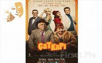 Komedi ve Kaos Dolu 'Çat Kapı' Tiyatro Oyun Bileti 79.25 TL yerine 50 TL