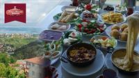 Beykoz Teras Anadolu Sofrası'nda Muhteşem Boğaz Manzarasına Karşı Kahvaltı Keyfi!