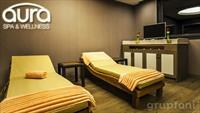 Deniz Manzaralı Gayrettepe Sürmeli Hotel Aura SPA'da Islak Alan Kullanımı & Masaj Keyfi!